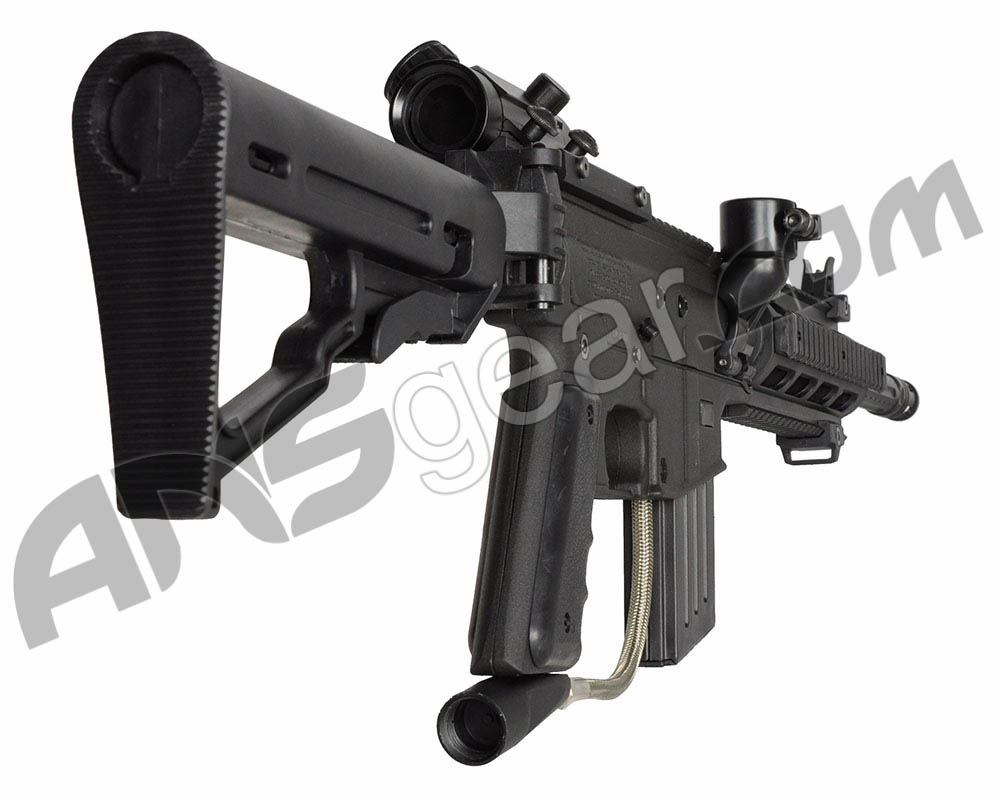 project salvo sniper We are excited to release the new us army paintball marker, project salvoan exciting new marker from us army paintball featuring a six position collapsible and foldable stock, an ar15 style shroud with four built-in picatinny rails and a new.