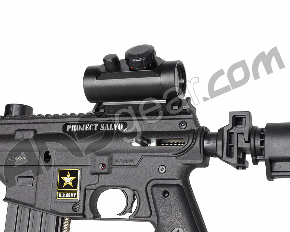 project salvo sniper Find great deals on ebay for project salvo paintball gun and us army project salvo paintball gun shop with confidence.