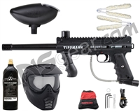 Tippmann 98 Custom ACT Platinum Series - GxG Mask 20 Oz CO2 Tank