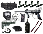 Tippmann 98 Custom ACT Platinum Series - GxG Mask, 47/3000, 4+1, Remote, Stock, Overdrive Loader