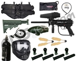 Tippmann A5 - 4+1, 48/3000, GxG Mask, Remote, Stock,