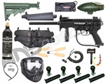 Tippmann A5 RT - 4+1, 20 Oz Tank, GxG Mask, Remote, Stock, Flatline