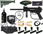 Tippmann A5 RT - 4+1, 48/3000, GxG Mask, Remote, Stock,