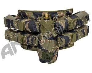What is the Best Paintball Harness?