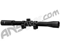 4x20 Tactical Rifle Scope w/ Dovetail Mounts