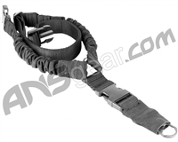 Aim Sports One Point Bungee Rifle Sling - Black (AOPS01B)