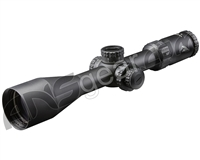 Aim Sports Alpha 6 4.5-27x50 30mm Rifle Scope w/ MR1 MRAD Reticle (JA6HD452750MR)