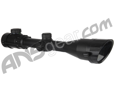 Aim Sports Tactical Series 3-9x40mm Scope w/ Dual Illuminated DMR Reticle (JDLSD3940G)