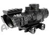 Aim Sports Recon Series 4X32mm Rifle Scope w/ Rapid Ranging Reticle (JTDTRQ432G)