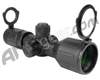 Aim Sports Armored Series 3-9X40mm Compact Scope w/ P4 Sniper Reticle (JTDX3940G)