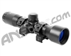 Aim Sports Tactical Series 4X32mm Compact Scope w/ Mil-Dot Reticle (JTM432B)