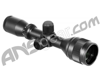 Aim Sports Tactical Series 3-9X40mm Compact Scope w/ P4 Sniper Reticle (JTP3940G)