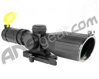 Aim Sports Armored Series 3-9X42mm Compact Scope w/ Range Finder Reticle (JTXSDR3942G)
