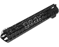 "Aim Sports AR-15 13.5"" Keymod Handguard - Black (MTK556M)"