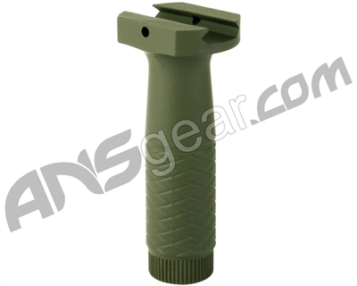 "Aim Sports 4"" Vertical Grip - Green (PJPHG-G)"