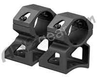 "Aim Sports 1"" Ruger 10/22 Rings - High (QR22-1)"