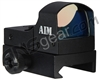 Aim Sports Tactical Mini Red Dot w/ On/Off Switch (RTA-S)