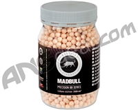 Mad Bull Dark Knight Tracer .20g Airsoft BB's - 2,000 Rounds