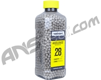 Valken Accelerate .28g Airsoft BB's - 2500 - White (93436)