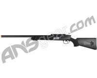 Swiss Arms Black Eagle M6 Spring Airsoft Sniper Rifle