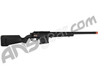Amoeba AS-01 Striker Bolt Action Airsoft Rifle Gen 5 - Black