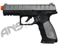 Beretta APX CO2 Blowback Airsoft Pistol - Silver/Black