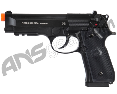 Beretta M92 A1 CO2 Blowbak Airsoft Pistol - Black (2274303)