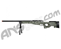 Bravo MK98 Sniper Rifle Bolt Action Airsoft Gun - Olive Drab - MB01