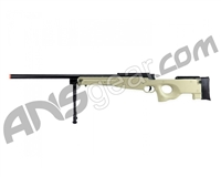 Bravo MK98 Sniper Rifle Bolt Action Airsoft Gun - Tan