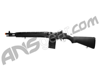 Echo1 Full Metal M14 Socom 16 AEG Airsoft Gun - Black - JP-17B