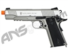Elite Force 1911 Tac CO2 Blowback Airsoft Pistol - Silver