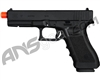 Glock G17 Gen 3 Gas Blowback Airsoft Pistol - Black