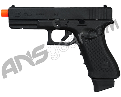Glock G17 Gen 4 CO2 Blowback Airsoft Pistol Black