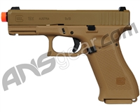 Glock G19X Gas Blowback Airsoft Pistol - Coyote