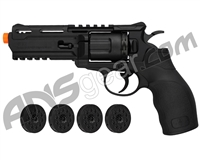 Elite Force H8R Revolver CO2 Airsoft Pistol - Black