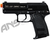 H&K USP Compact Gas Blowback Airsoft Pistol - Black