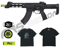 KWA Ronin 47 Tier 3 AEG 2.5 Airsoft Rifle Package (104-04700)