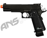 WE Hi-Capa 5.1 Government Model Gas Blowback Airsoft Pistol