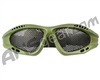 Mesh Airsoft Goggles - Green