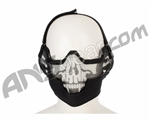 2G Striker Airsoft Mask - Skull