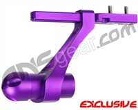 ANS Deluxe Drop Forward w/ On/Off ASA - Electric Purple