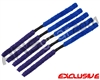 5 Pack - ANS Flex Swab Squeegees - Purple/Blue