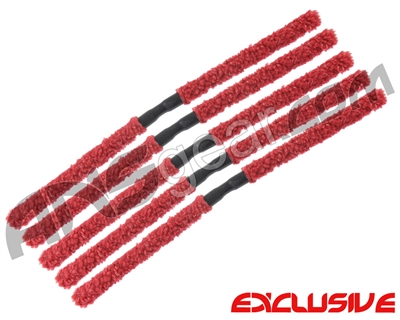 5 Pack - ANS Flex Swab Squeegees - Red