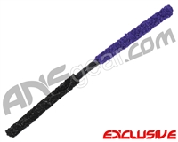 ANS Single Flex Swab Squeegee - Black/Purple