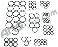 ANS Complete O-Ring Kit 3x Rebuild (Bag) - Gtek 160R