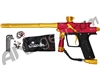 Azodin Blitz 3 Paintball Gun - Red/Gold