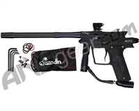 Azodin Blitz 3 Paintball Gun - Black/Black