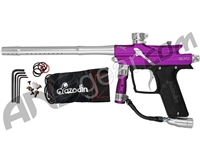 Azodin Blitz 3 Paintball Gun - Purple/Silver