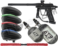 Azodin Blitz 4 Contender Paintball Gun Package Kit