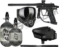 Azodin Blitz 4 Elite Paintball Gun Package Kit